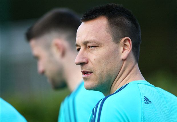Terry to miss PSG clash with hamstring problem