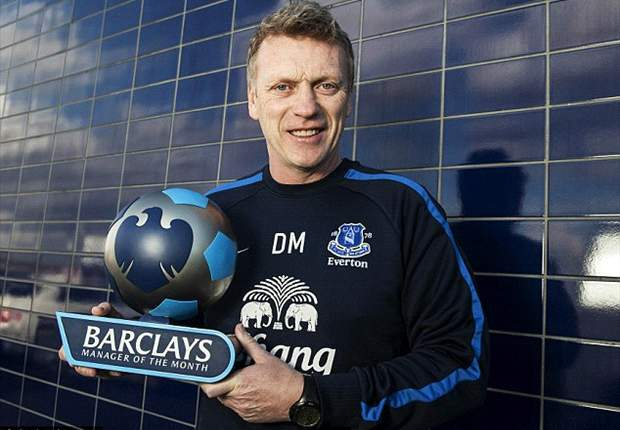 Moyes: Everton's squad is too small to cope with Europe