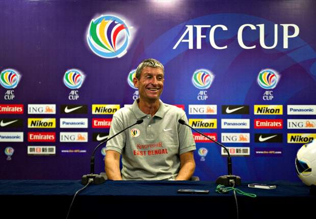 'I'm not leaving East Bengal for money' - Trevor Morgan