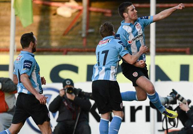 'Trapattoni will never look towards our league,' says Derry City midfielder Patrick McEleney
