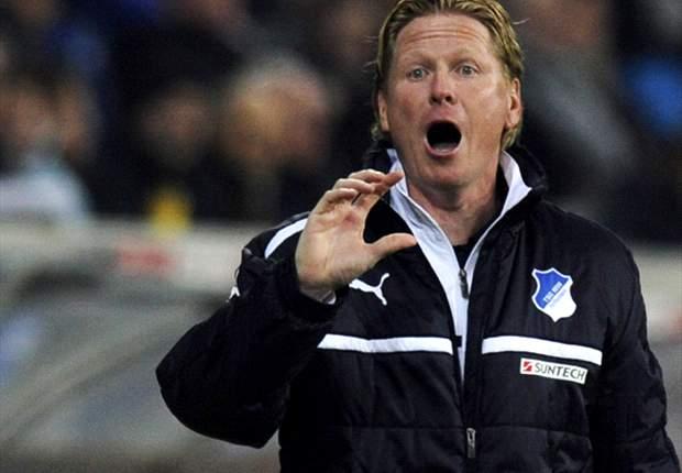 Trainer Markus Gisdol hat jetzt ein komplettes Führungsteam hinter sich