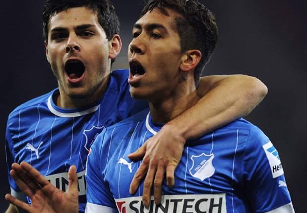 TSG Hoffenheim hofft gegen Bayer Leverkusen auf Volland und Firmino