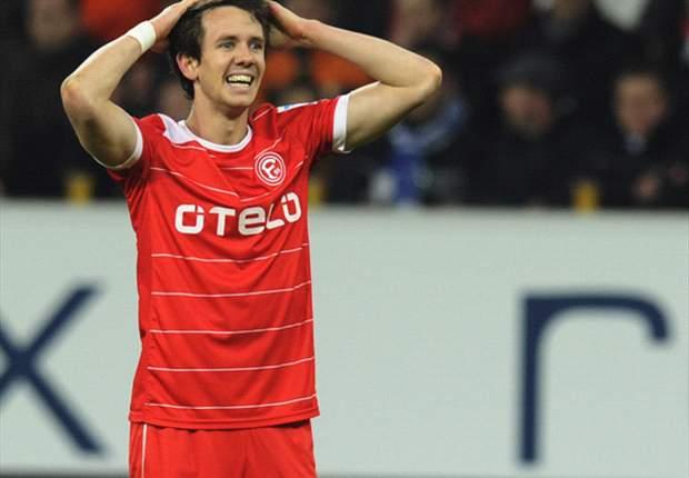 """Bayer Leverkusen mit Düsseldorfs Robbie Kruse """"weitgehend einig"""""""