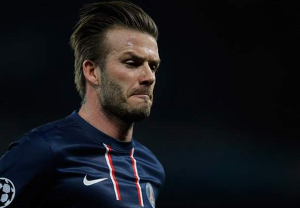 Beckham retires from football