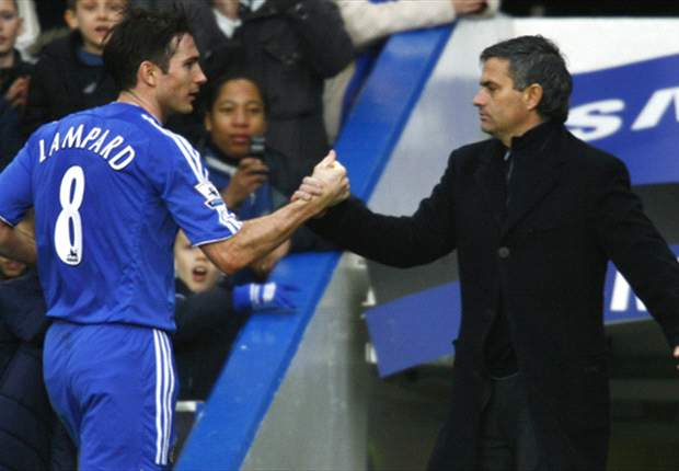 Mourinho return to Chelsea 'would be great', says Lampard