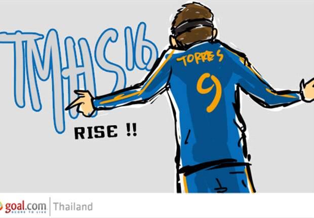 TMHS#016: RISE!