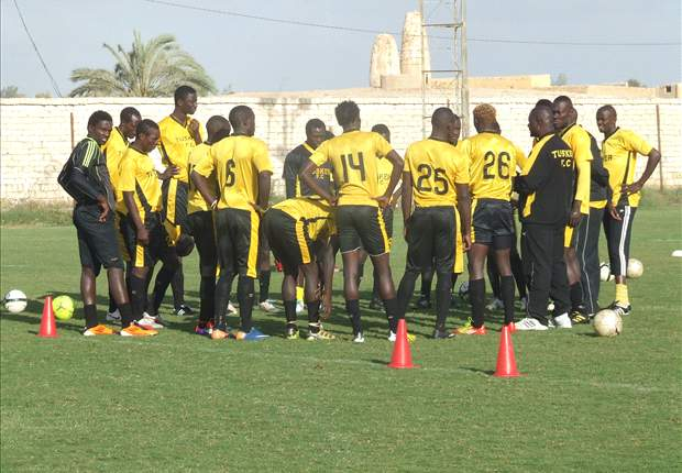 Kenya champions Tusker face uphill task in Cairo