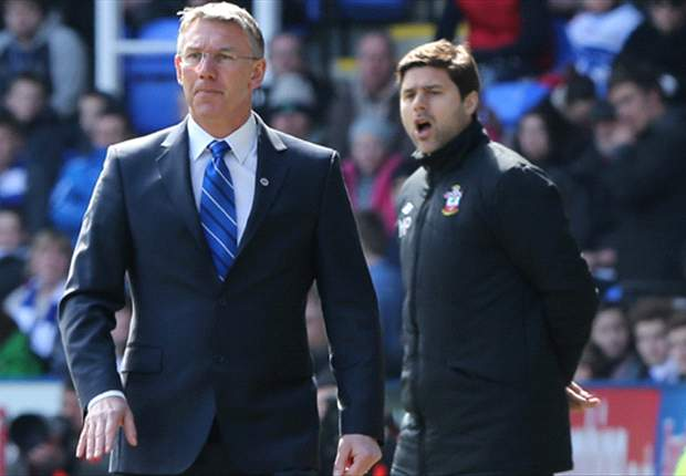 Southampton boss Pochettino defends tactics against 'high-ball' Reading