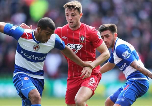 Reading 0-2 Southampton: Saints boost survival hopes at expense of old boss Adkins