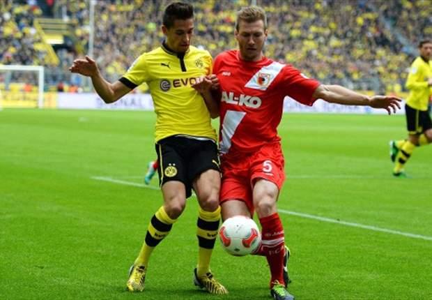 Borussia Dortmund dreht das Spiel gegen den FC Augsburg!