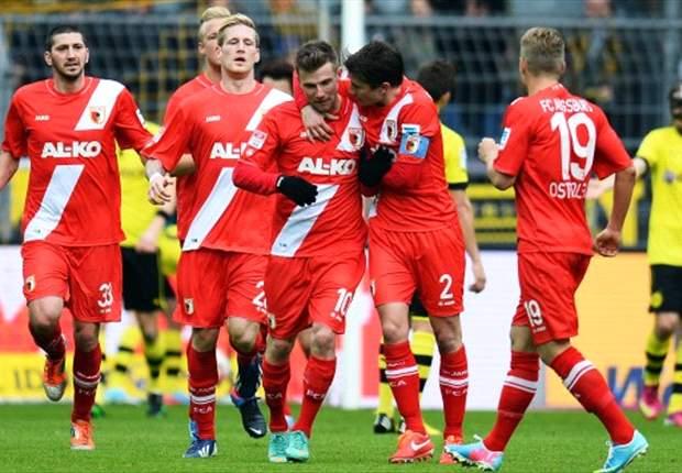 Borussia Mönchengladbach gegen FC Augsburg: Die Fohlen sind heimstark und die Fuggerstädter wollen in der Bundesliga bleiben