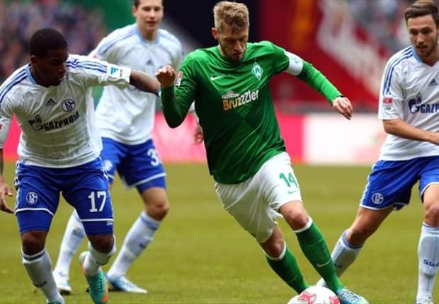 Schalke nach Sieg in Bremen weiter auf CL-Kurs