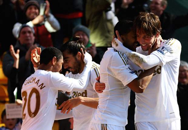 Swansea City 2013-14 Premier League fixtures in full