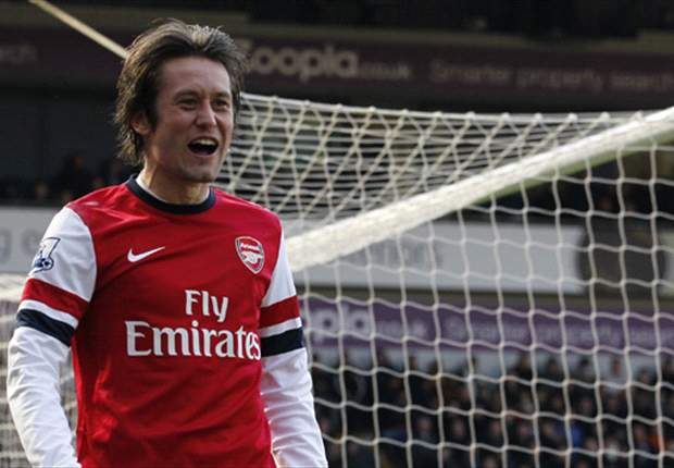 Arsenal must improve home form to secure top-four finish, admits Rosicky