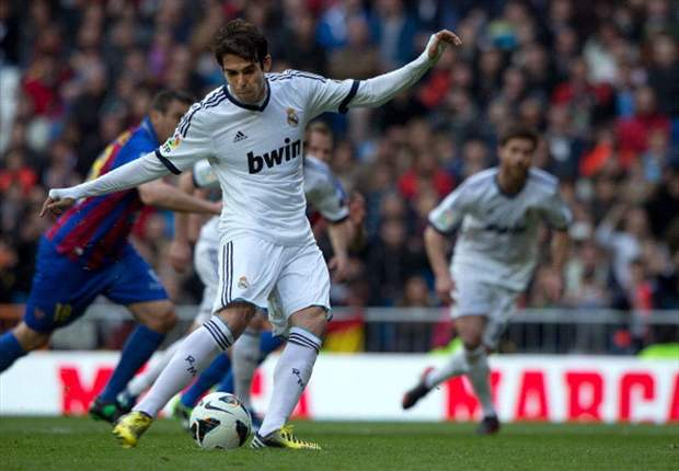 I want to remain at Real Madrid - Kaka