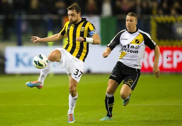 Titelkandidaat Vitesse simpel langs NAC