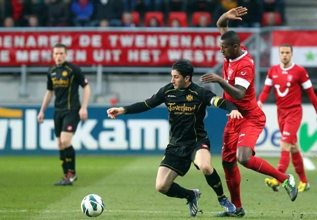 'Twente en Vitesse volgen Malki'