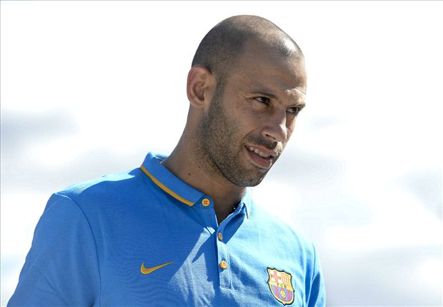 Mascherano: Tackle on Bendtner changed everything