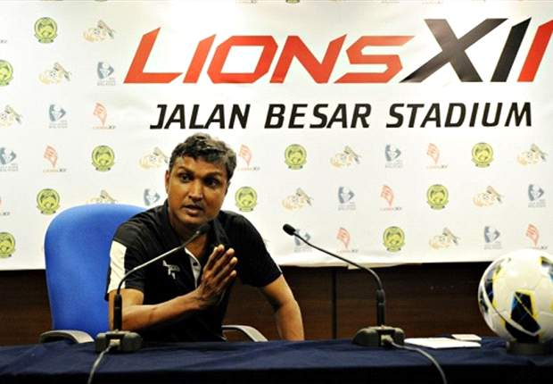 LionsXII coach V. Sundramoorthy was not pleased at conceding a 'soft' late goal