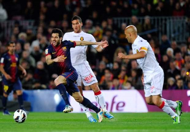 Fàbregas neemt rol Messi tijdelijk over