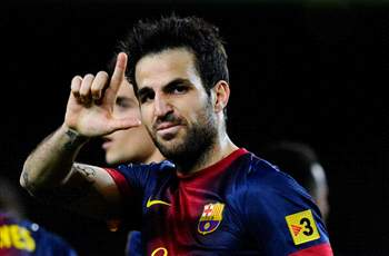 Fabregas revels in 'dream come true' La Liga triumph