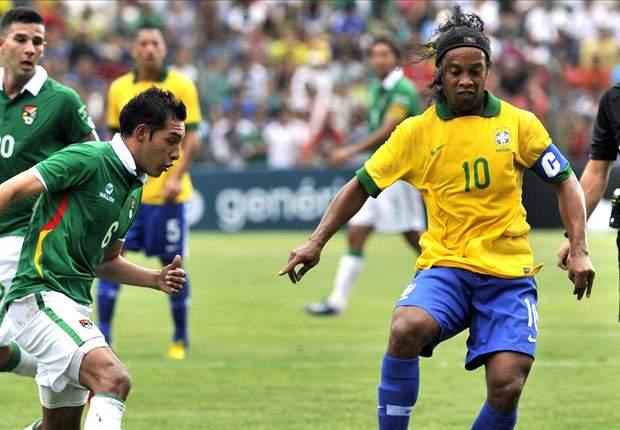 Ronaldinho Kembali Masuk Tim Brasil