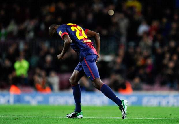 Abidal: We must win the Champions League for Vilanova