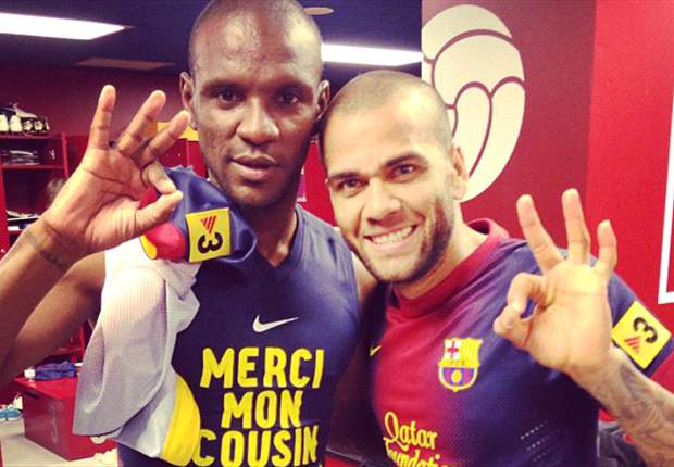 Abidal: Alves offered me his liver