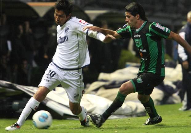 Quilmes 0-0 San Martín: Todo queda como estaba