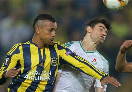 Fenerbahce 2-0 Lokomotiv: Fener wins first leg