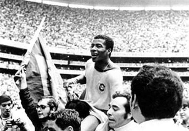 World Cup 1970 Player Ratings: Brazil 1-0 England