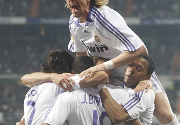 Real Madrid's Guti Misses Training Once More