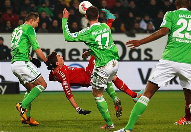 Bayern gegen Wolfsburg - Buchmacher sehen keine Chancengleichheit