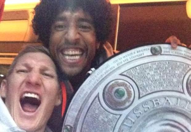 Bayern-Star Dante: Triple-Ständchen für einen guten Zweck