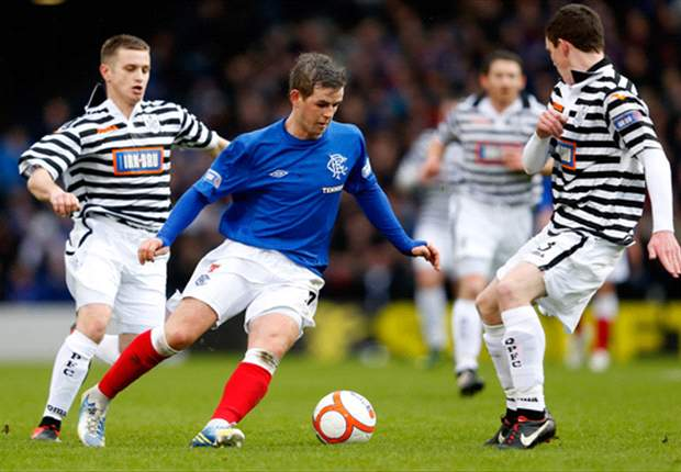 Queen's Park 1-4 Rangers: Templeton double sets up comfortable victory