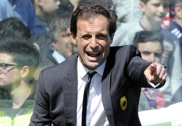 Allegri: We played better before Fiorentina's red card
