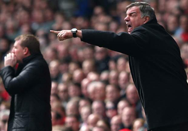 Allardyce: West Ham need 40 points to be sure of Premier League status