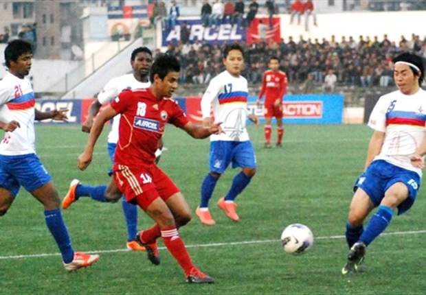 Shillong Lajong FC 1-1 ONGC FC: Lajong having to contend with a point after losing early lead