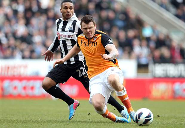John Arne Riise hints at Fulham exit in January