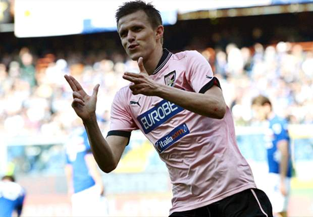 Red-hot Ilicic hopes to spoil Juventus' party