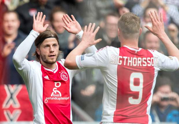 Schone: Ajax perform best under pressure