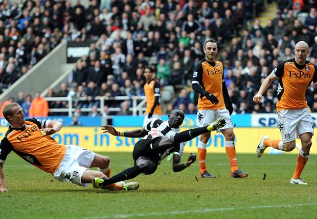 Last-gasp Cisse winner 'precious' to Newcastle's survival bid, says Pardew