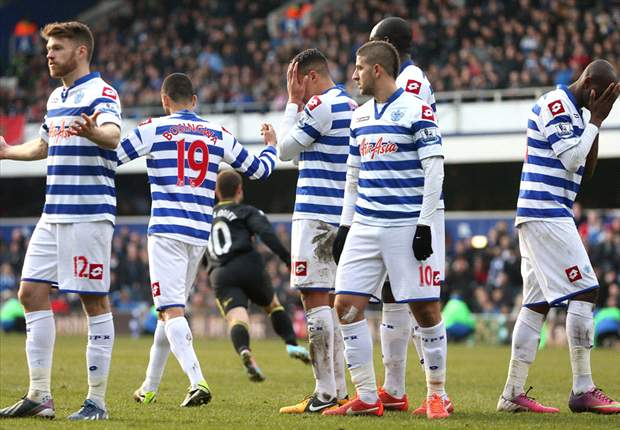 QPR 1-1 Wigan: Marvellous Maloney strikes at the death to leave Rangers on the brink