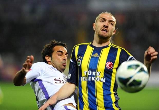 Fenerbahçe dankt Salih voor driepunter