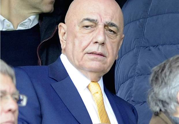 Galliani demands referee apology after AC Milan loss
