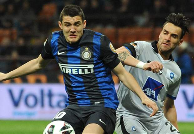 Inter 3-4 Atalanta: Denis hits hat-trick in San Siro spectacular