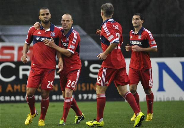 Chicago Fire 1-0 Columbus Crew: Late Larentowicz header settles tight affair