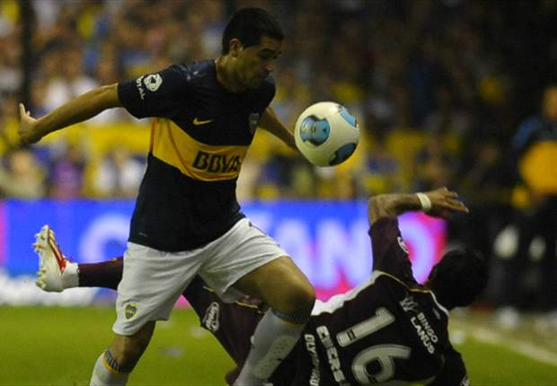Boca Juniors 0-0 Lanús: Iluminados, pero en cero