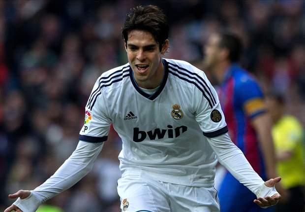 Kaka Masuk Skuat Real Madrid Hadapi LA Galaxy