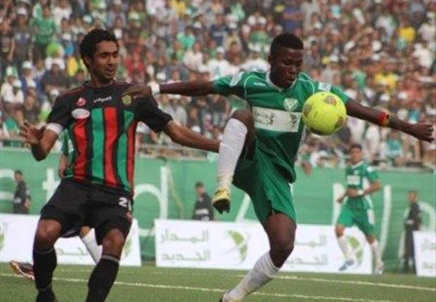 Akwaffo to play for Al Ittihad in the second round of the Egyptian league